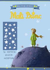 Moja knjiga aktivnosti - Mali princ (plavi)