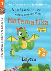 Matematika - vježbenica za 1. razred osnovne škole