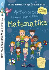 Matematika - vježbenica za 2. razred osnovne škole