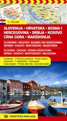 AK Hrvatska, Slovenija, BIH, Srbija, Kosovo, Crna Gora, Makedonija
