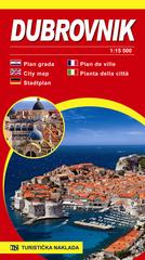 Plan grada Dubrovnika