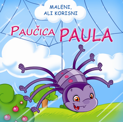 Paučica Paula